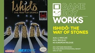 Ishidō: The Way of Stones retrospective: Lost in the shuffle | Game Boy Works #073