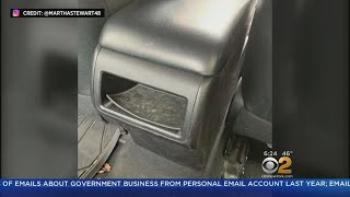 Martha Stewart's Messy Uber Ride