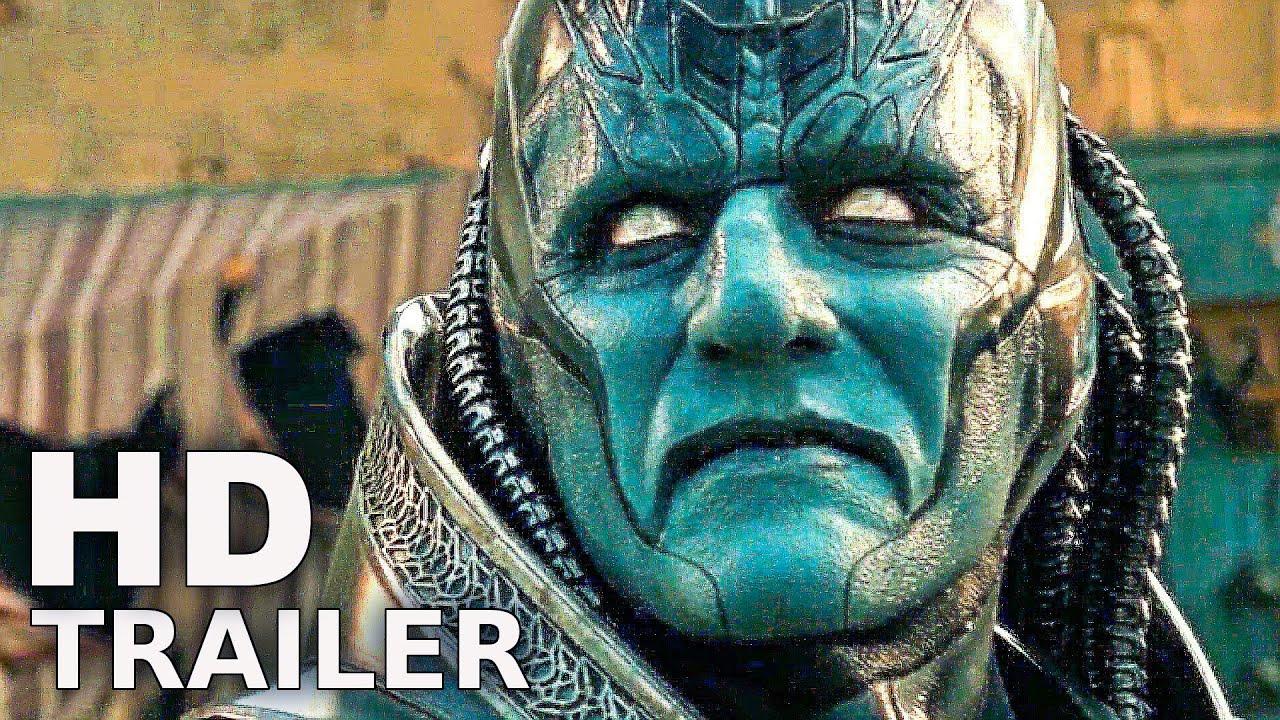 X Men Apocalypse Ganzer Film Deutsch