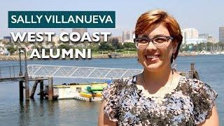 WCU Alumni Spotlight: Sally Villanueva, BSN