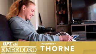 UFC 255: Embedded - Эпизод 1 смотреть онлайн в хорошем качестве - VIDEOOO