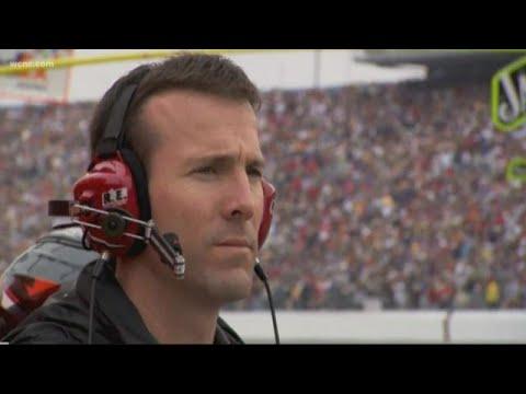 Son of NASCAR team owner Joe Gibbs dies