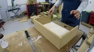 [V-SPACE MEN] DIY 수납장만들기