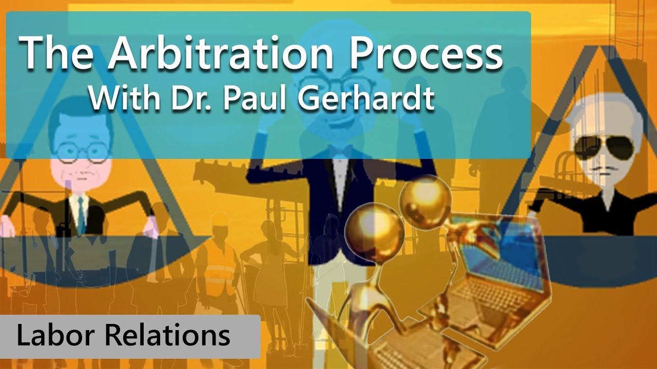 Download The Arbitration Process | Dr. Paul Gerhardt