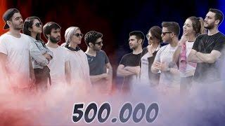 GENÇLER YARIŞIYOR - 500 BİN ÖZEL