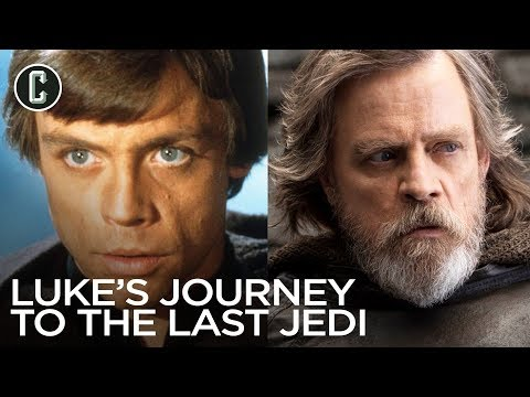 Download Youtube: Star Wars: Luke's Journey To The Last Jedi