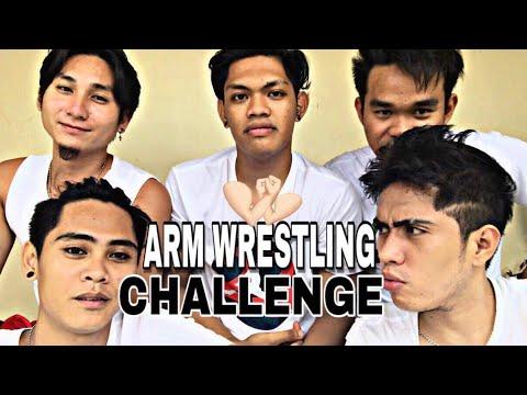 ARM WRESTLING CHALLENGE