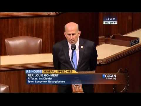 Gohmert on Iran Nuclear Treaty: 'A Deal With the Devil'