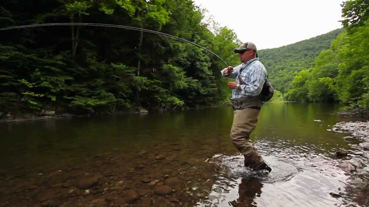 Orvis helios 2 fly rod youtube for Orvis fishing report