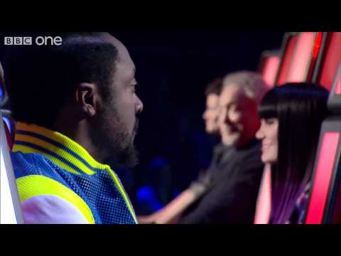 Jessica Hammond Performs Price Tag Jessie J- The Voice UK - Blind Auditions 1 - BBC One