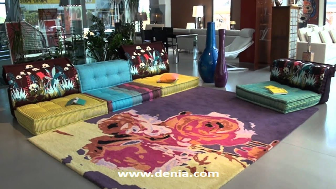 the mah jong sofa from ligne roset mainstay table roche bobois dénia youtube