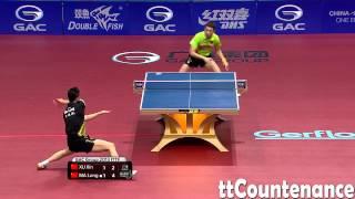 Pro Tour Grand Finals: Xu Xin-Ma Long