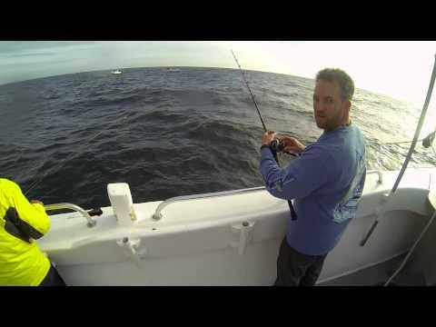 Hampton lady t v peconic fluke for Big mohawk fishing boat