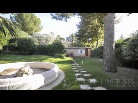 Villa in Cap d'Antibes Video Tour / Cap d'Antibes - villa neuve en images