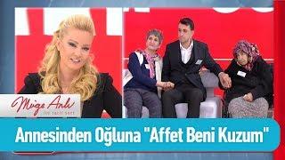 """Annesinden oğluna """"affet beni kuzum"""" - Müge Anlı ile Tatlı Sert 14 Ekim 2019"""