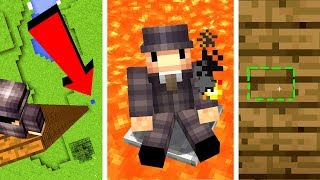 Minecraft Ferajna: NIEMOŻLIWE WYZWANIA W MINECRAFT!