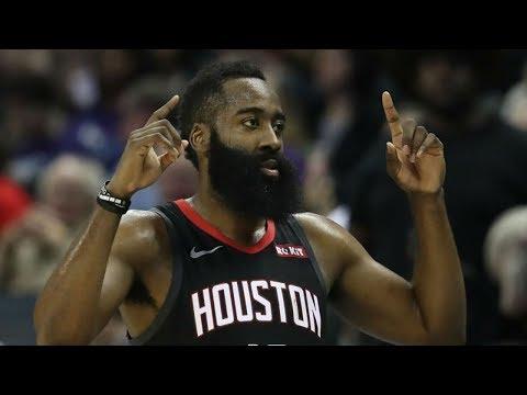 Rockets 7 Game Win Streak! Harden 31 Pts 76ers! 2018-19 NBA Season thumbnail