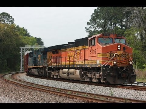 (HD) Heading for Home featuring BNSF power 4-6-2014