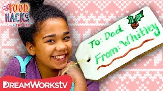 Gift Tags You Can EAT + More Edible Holiday Gifts | FOOD HACKS FOR KIDS