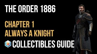 The Order 1886 Collectibles Guide Chapter 1 – Phonographs, Newspapers, Photographs, Documents