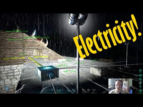 ARK Survival Evolved - Electricity!