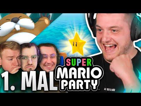 😱😎BESTER SPIELER in MARIO PARTY?!   KRANK Dominiert fürs 1. MAL Mario Party Online!