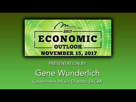 2017 Murrieta Economic Outlook,  Gene  Wunderlich- Altek Media Group, Murrieta