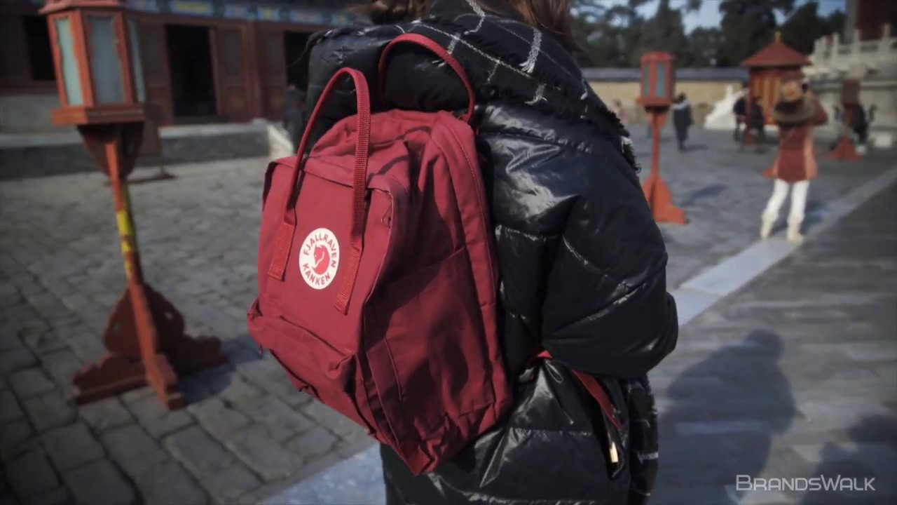 72fcec53b8fa Hands on Review  Fjallraven Kanken Laptop 15