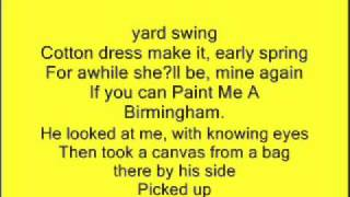 Paint me a Birmingham[Dssg]WormJr