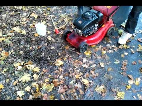 Loud Lawn Mower Youtube