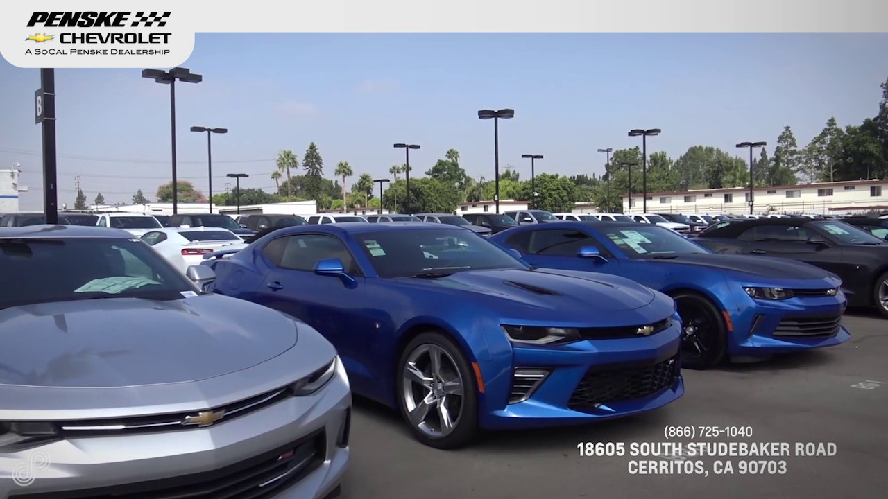 Great Penske Chevrolet Of Cerritos January Offers SPS