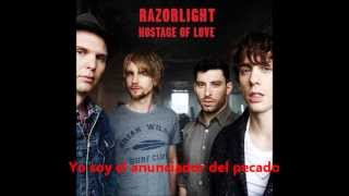 Hostage of Love - Razorlight (Subtitulada en español)