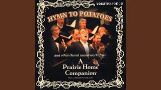 An die Musik, Op. 88, No. 4, D. 547 (arr. P. Brandvick) - Hymn to Potatoes