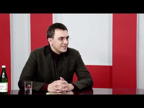 Актуальне інтерв'ю. В. Омелян. Перед якими викликами постане новообраний глава держави?