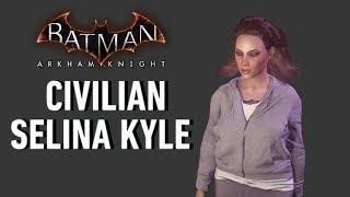 MESH; Batman; Arkham Knight; Civilian Selina Kyle