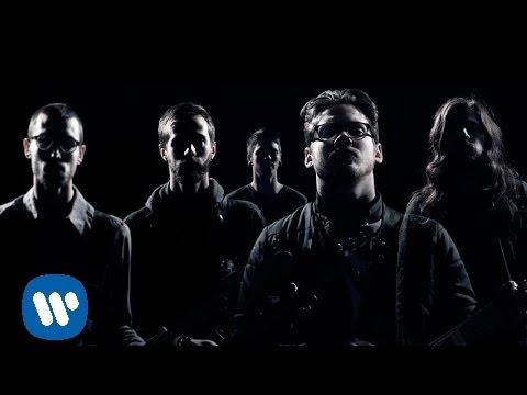 The Devil Wears Prada - War [OFFICIAL VIDEO]