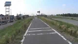 高崎伊勢崎自転車道(陸上自衛隊新町駐屯地~大利根緑地公園)