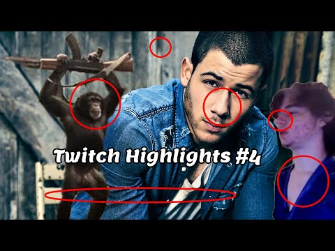 Twitch Highlights #4 - The Long Lost Jonas Brother!?!??!?!