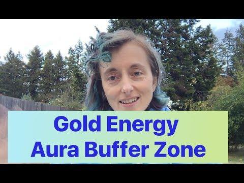 Recap of Oct 1 Mini Triplet Group Energy Healing- Gold Aura Buffer Zone