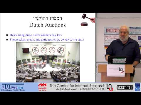 Dynamic Pricing and Auctions