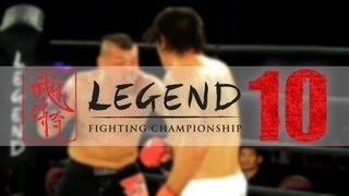 Legend FC 10: Teaser