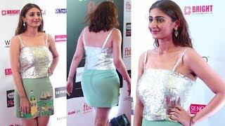 Vaaste Song Singer Dhvani Bhanushali Looks Beautiful At Miss India 2019 Finale