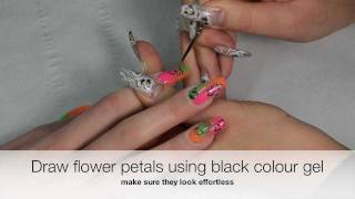 Express gel nail art series 2/ Экспресс Гель Дизайн Серия 2 Thumbnail