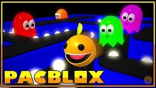 ROBLOX PacBlox -PacMan Clone- Retro Klassiker 🕹 [Deutsch/German] #1