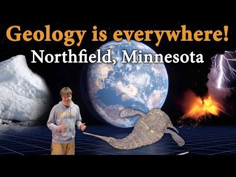 Geology is Everywhere: The Story of Northfield, Minnesota