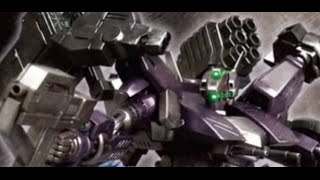 Zinaida Battle : Armored Core Last Raven