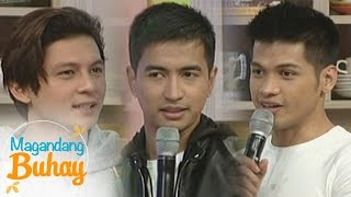 Magandang Buhay: Wildflower boys on what they learned from their sisters