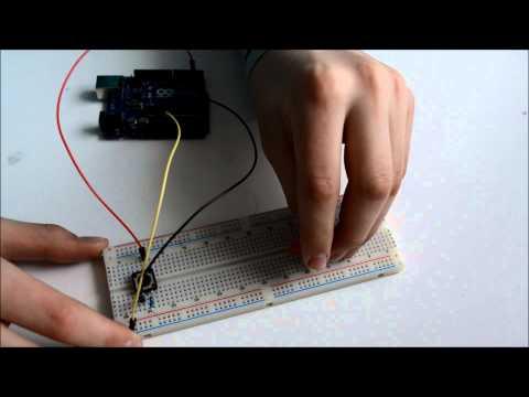 Arduino для начинающих. Урок 2. Кнопка