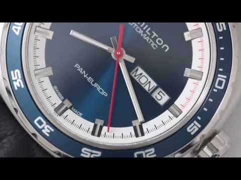 Hamilton Pan-Europ Automatic Review