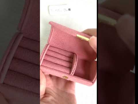 pink basic storage case